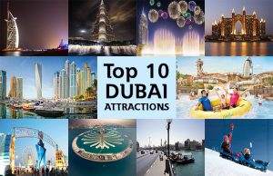 Dubai Creek Harbour Tourist Attractions