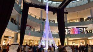 Dubai Harbour Creek Tower Ticket Price